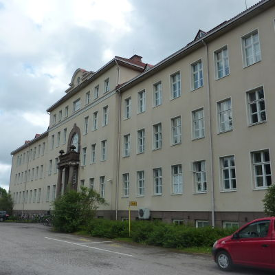 Ekåsens huvudbyggnad.