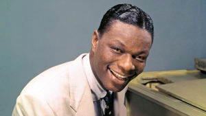Nat King Cole. Kuva dokumenttielokuvasta Nat King Cole: Afraid of the Dark.