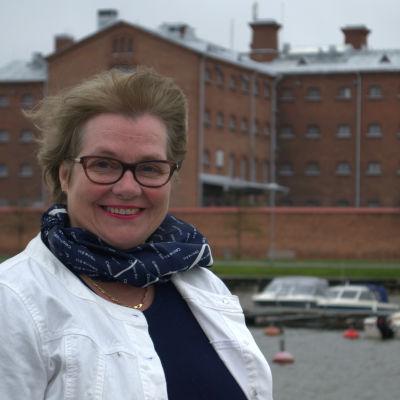 porträtt av Sonja Kurtén-Vartio