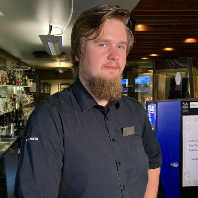 Joni Sarajärvi.