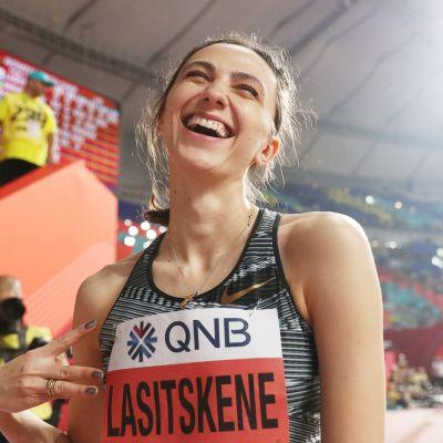 Marija Lasitskene Doha
