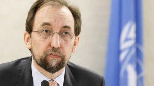 Zeid Ra'ad al-Hussein, FN:s människorättskommissionär