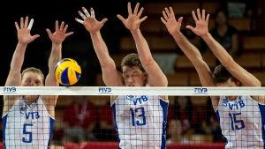 Rysslands volleybollslandslag