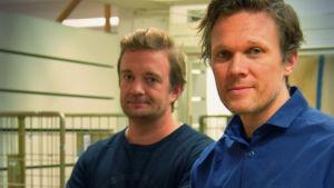 Anders och Hannes Bengs.