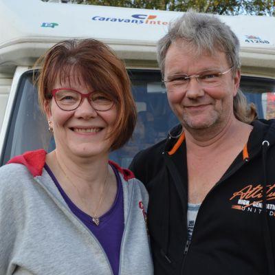Mirja Kononen ja Aimo Mattila