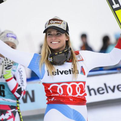 Lara Gut är vinterns främsta åkare.