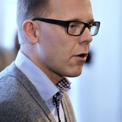 MTV:s nya vd Jarkko Nordlund