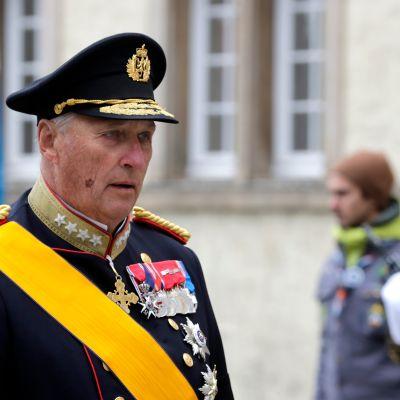 Norjan kuningas Harald