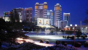 De flesta utlänningar som grips för spionage besöker Nordkoreas huvudstad Pyongyang som turister