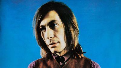 Rolling Stones trummis Charlie Watts fotograferad år 1969.