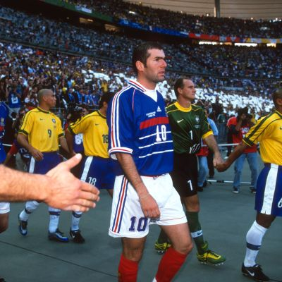 Ranska Brasilia MM 1998
