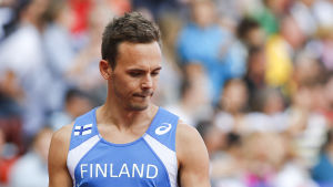 Jonathan Åstrand, EM 2014.