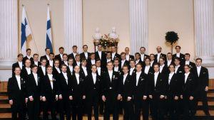 Akademiska sångföreningen 160 år i TV1 03.05.1998