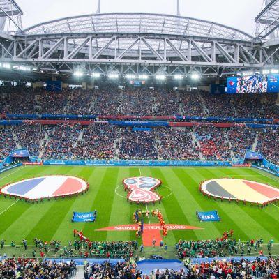 Pietarin jalkapallostadion