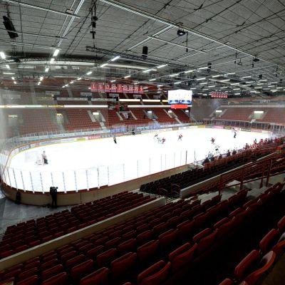 Helsingin jäähalli HIFK JYP