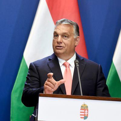 Victor Orbán, Unkarin pääministeri