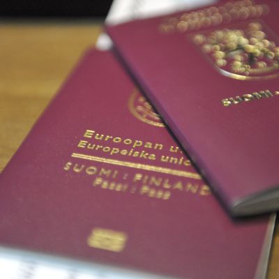 kaksi passia