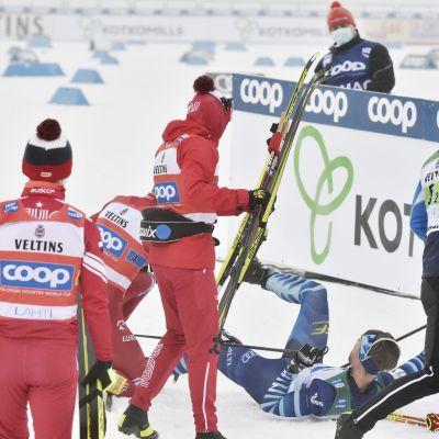 Joni Mäki STT 24.1.2021