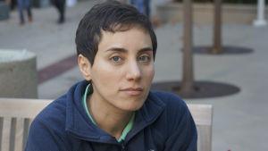 maryam mirkhazani, första kvinna att vinna fieldsmedaljen