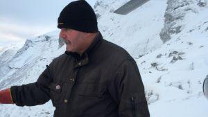 Kjell Jogerud chef Åknes/Tafjord Beredskap