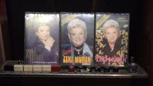 Gamla turkiska kasetter