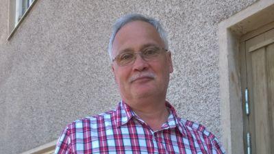 Guy Westerholm är driftschef på Raseborgs vatten.