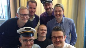Movember-kampanjen avslutas 2013