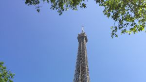 Eiffeltornet i Paris.