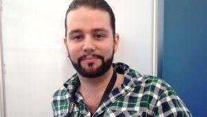 Kompositören Jonas Gladnikoff.