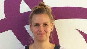 Annika Aalto, De dövas förbund.