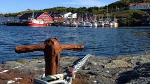 Kalastajakylä Stø