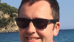 Basse Nyberg är en Vegas sommarpratare 2015