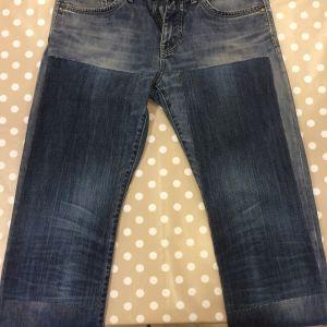 Lappade jeans