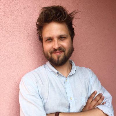Regissören Jussi Sorjanen.