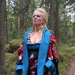 Tuhkimotarinoiden Nanna metsässä, loppuhuipennus