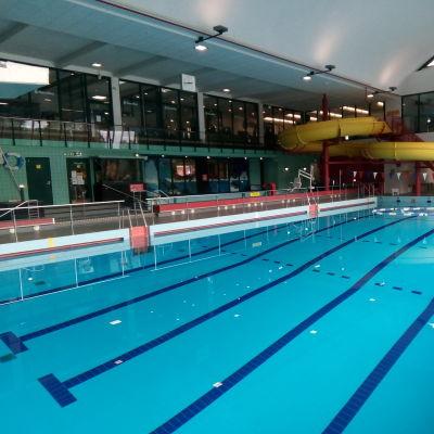 Rovaniemen kaupungin uimahalli Vesihiisi