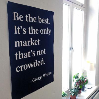 Citat av George Whalin