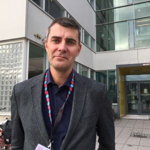 Pelle Snickars, professor i media- och kommunikationsvetenskap vid Umeå universitet.