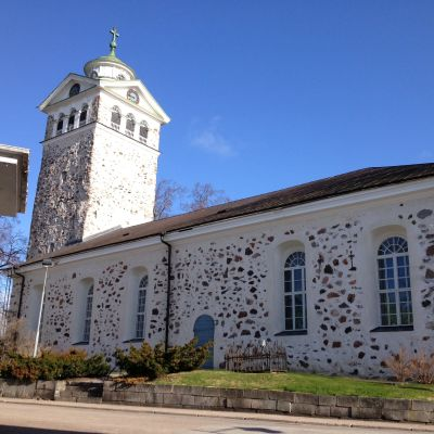 Ekenäs kyrka