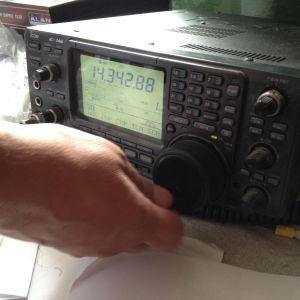UHF-mottagaren