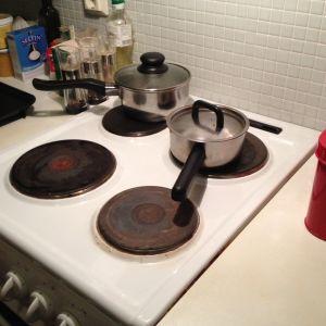 Spis i köket