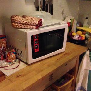 Mikro i köket