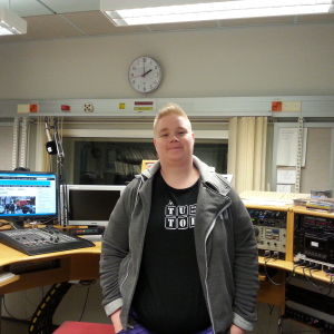 Mathias Eklund, klasslärarstuderande