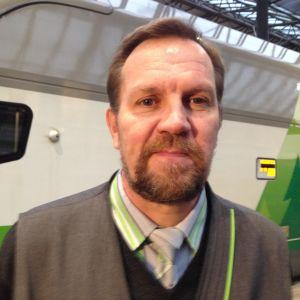 Kimmo Huuhtanen, konduktör, arbetsskyddsfullmäktige
