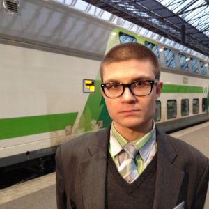 Crister Larsson, konduktör