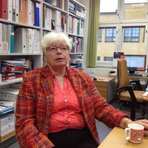 Harriet Silius, professor i genusvetenskap