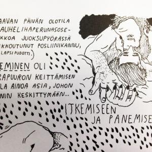 Lauri Ahtinen: Homepäiväkirjat
