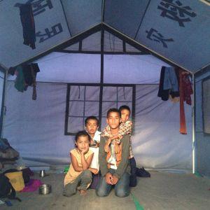 Tudikhel camp