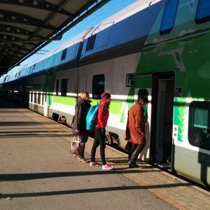 Intercity-juna