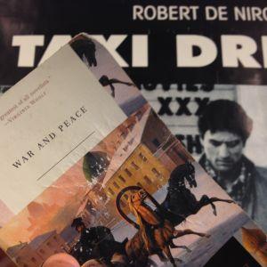Pocketboken krig och fred av Leo Tolstoj